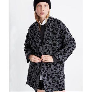 Texture and Thread Jungle Cat Blazer Coat